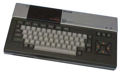 PhilipsVG 8020